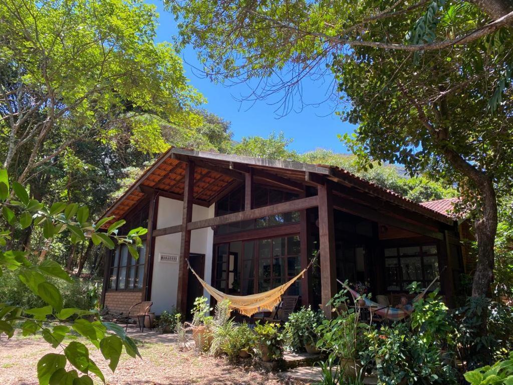 Casa na Finca Makiesse - Vale do Capão,BA