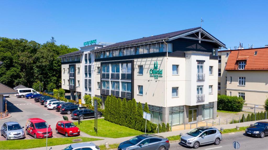 Hotel Oliwski Gdansk, Poland
