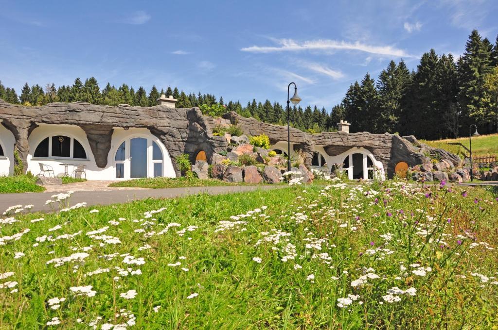 Hobbit Haus im Auenland ein außergewöhnliches Hotel