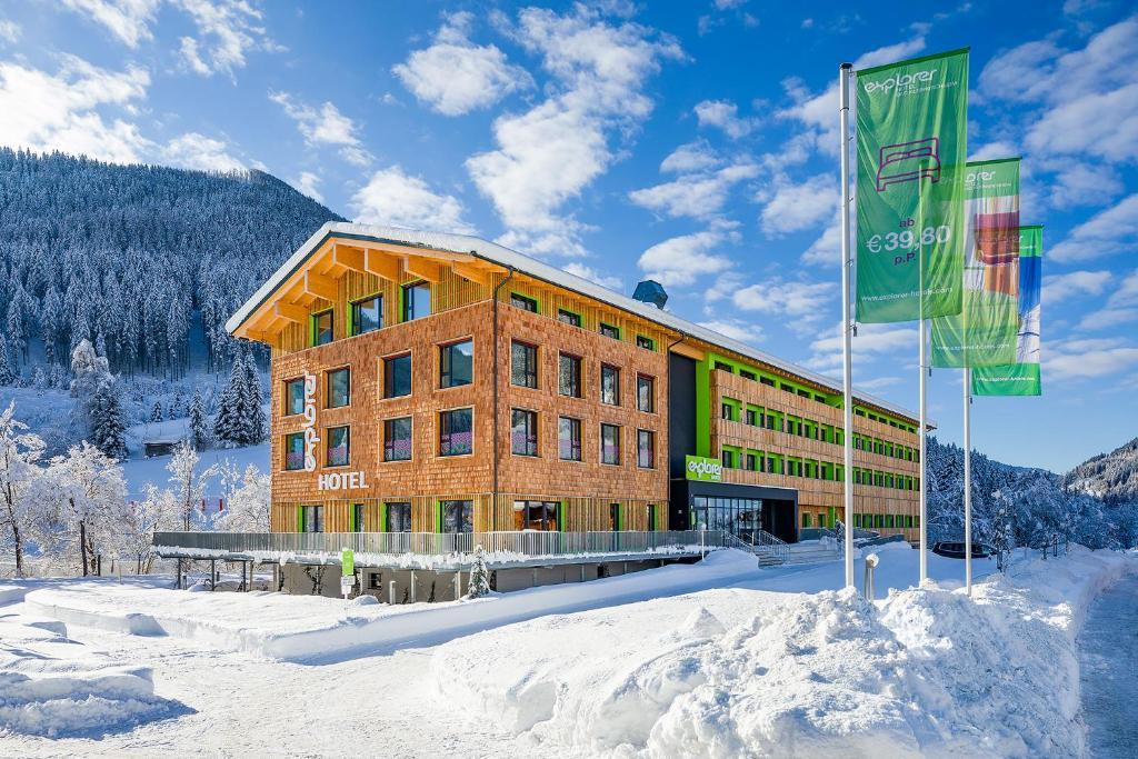 Explorer Hotel Bad Kleinkirchheim, Dezember 2019