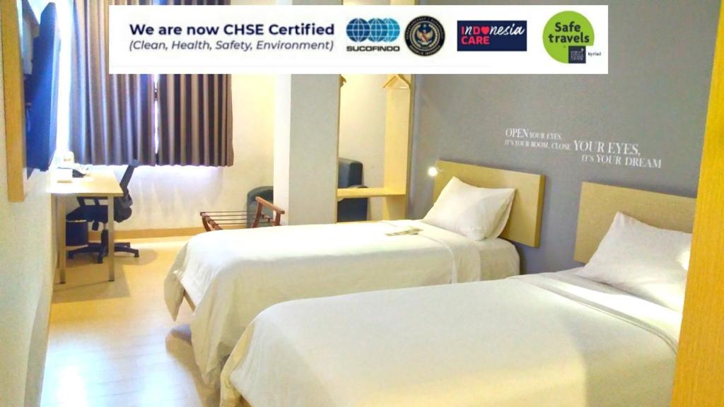 Hotel Kyriad Fatmawati Jakarta Indonesia Booking Com