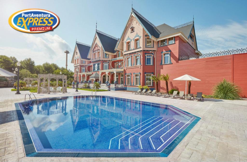 PortAventura Lucy's Mansion - Includes PortAventura Park Tickets