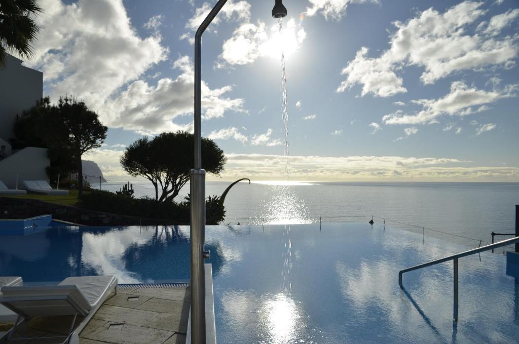 The swimming pool at or near Estalagem Da Ponta Do Sol