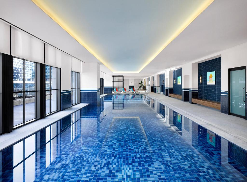 The swimming pool at or near GRAVITY Seoul Pangyo, Autograph Collection