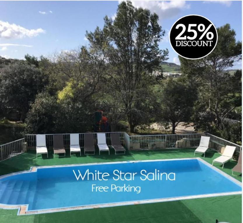 Piscina di Whitestar o nelle vicinanze