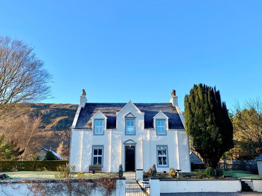 Corriness House in Poolewe, Highland, Scotland