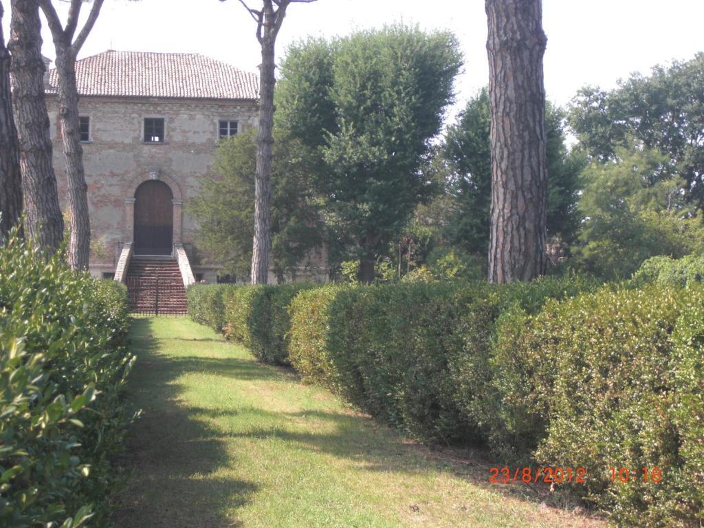 Giardino di Bed and Breakfast di Charme La Bonarella