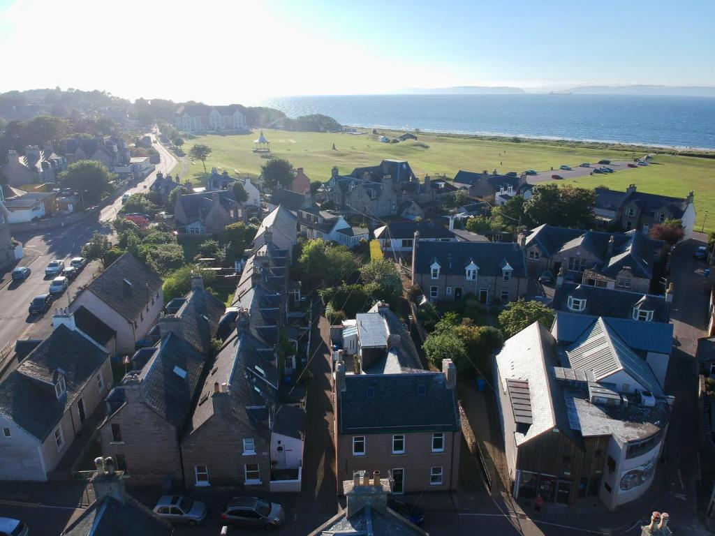 A bird's-eye view of Rose Cottage, Fishertown