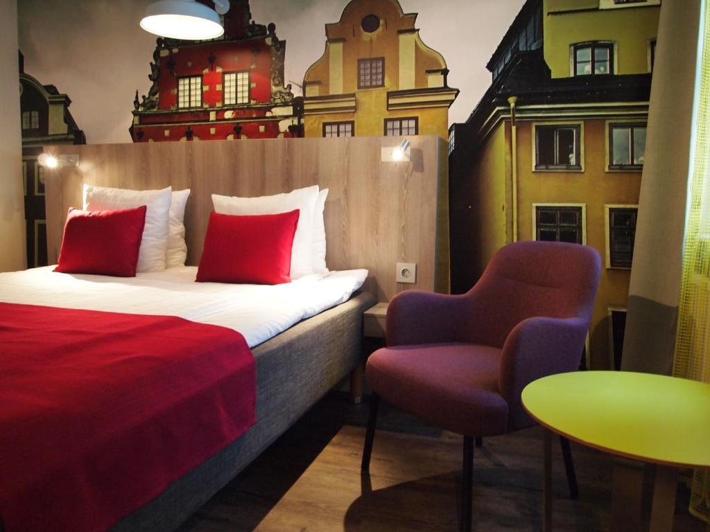 Central Hotel Stockholm, Sweden