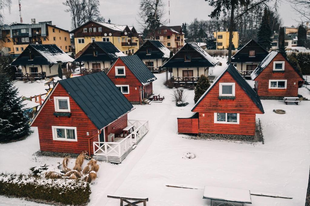 APLEND Chaty Tatry Holiday v zime