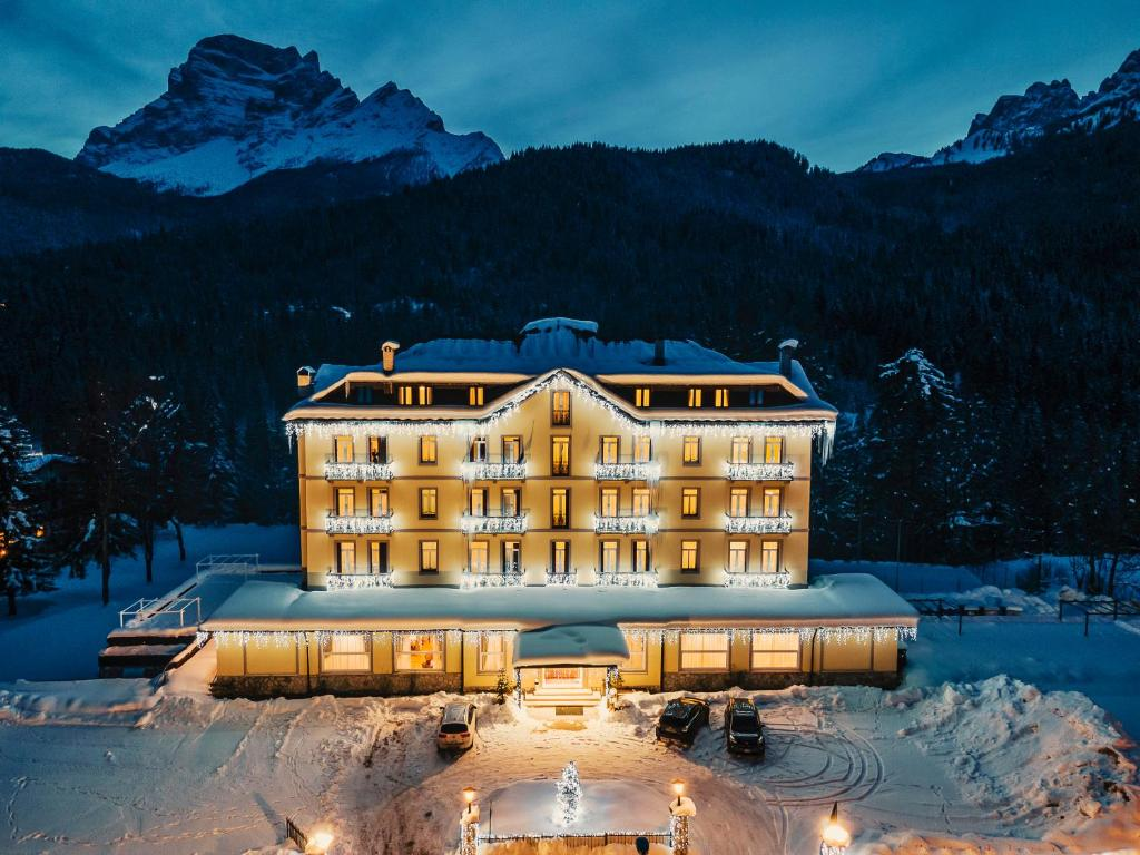 Hotel Marcora Palace San Vito di Cadore, Italy