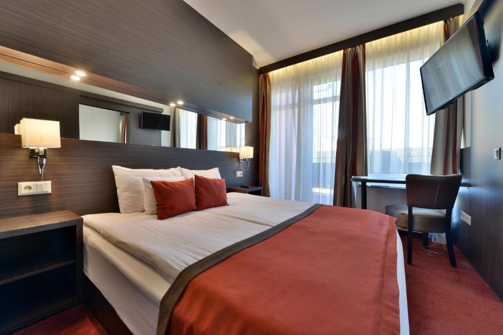 Hotel City Inn Budapest, Hungary