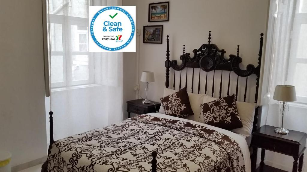 A bed or beds in a room at Hostel 15