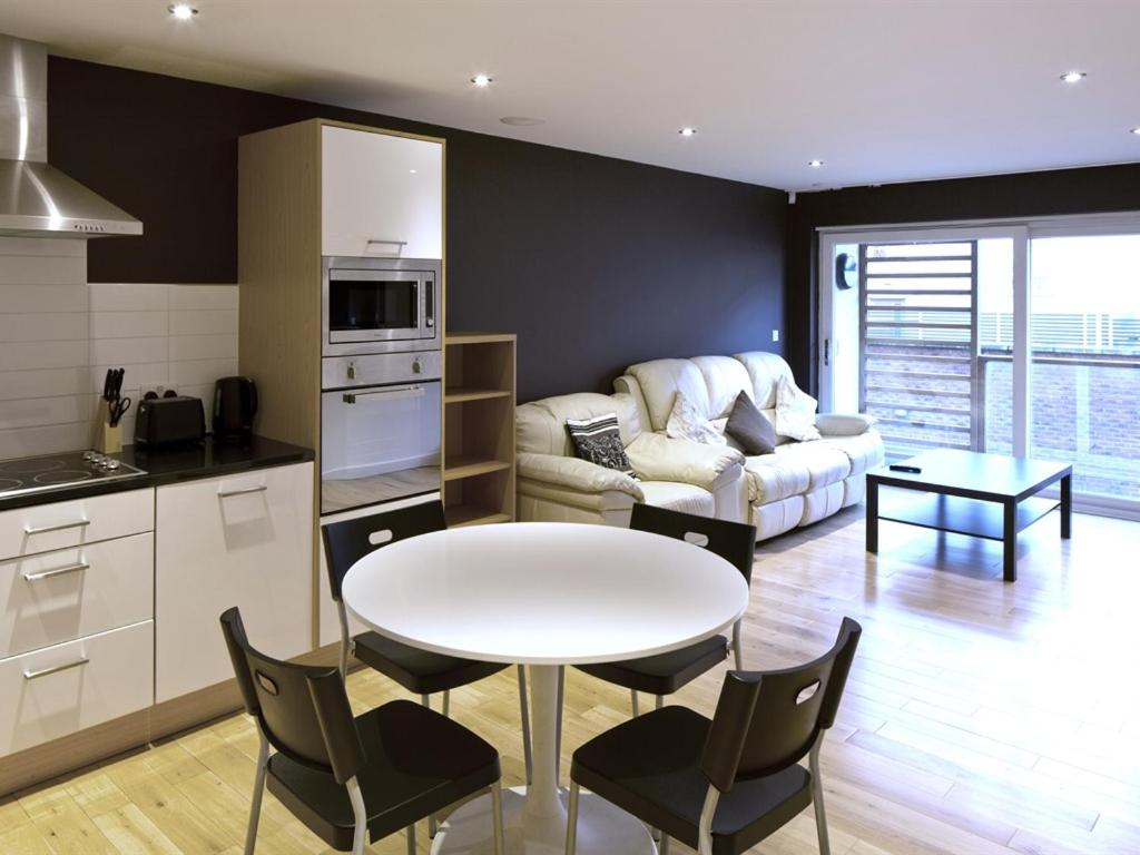 The Sawmill Apartment in Kingston upon Hull, East Riding of Yorkshire, England