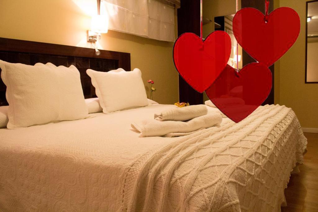 Cama ou camas em um quarto em Atankalama
