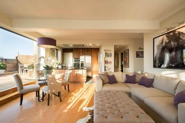 2 Bed Luxury apartment in Bayswater - amazing terrace views from 7th floor