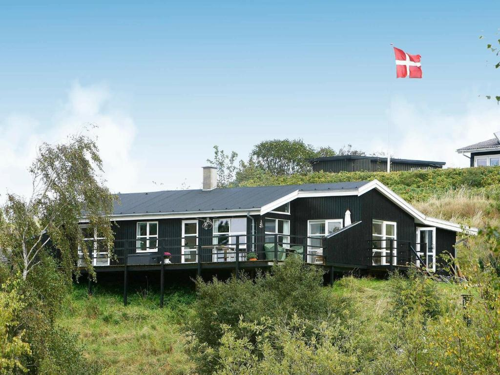 Three-Bedroom Holiday home in Knebel 20