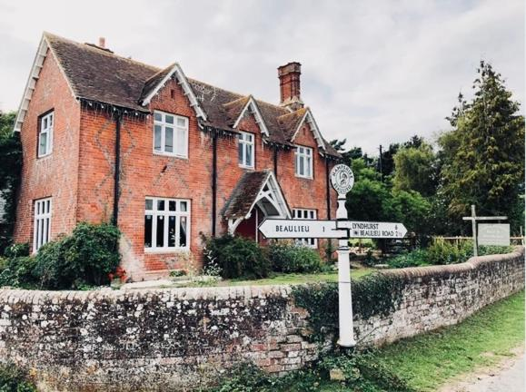 Leygreen Farmhouse B&B in Beaulieu, Hampshire, England