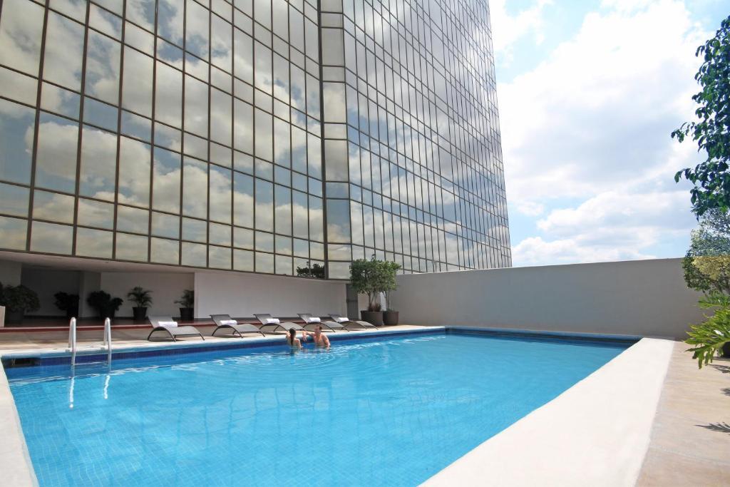 The swimming pool at or near Presidente InterContinental Guadalajara, an IHG hotel