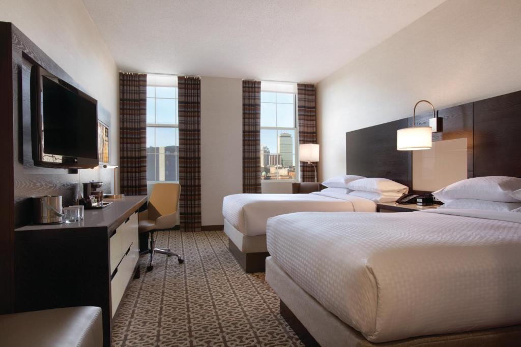 Double Tree Suites Boston