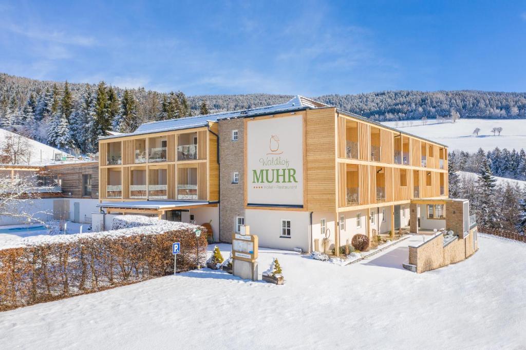 Hotel-Restaurant Waldhof Muhr