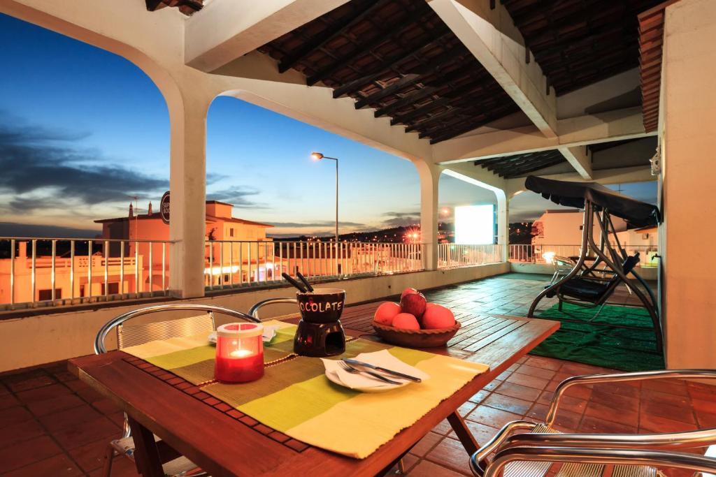 A piscina em ou perto de Guest House Oliveira