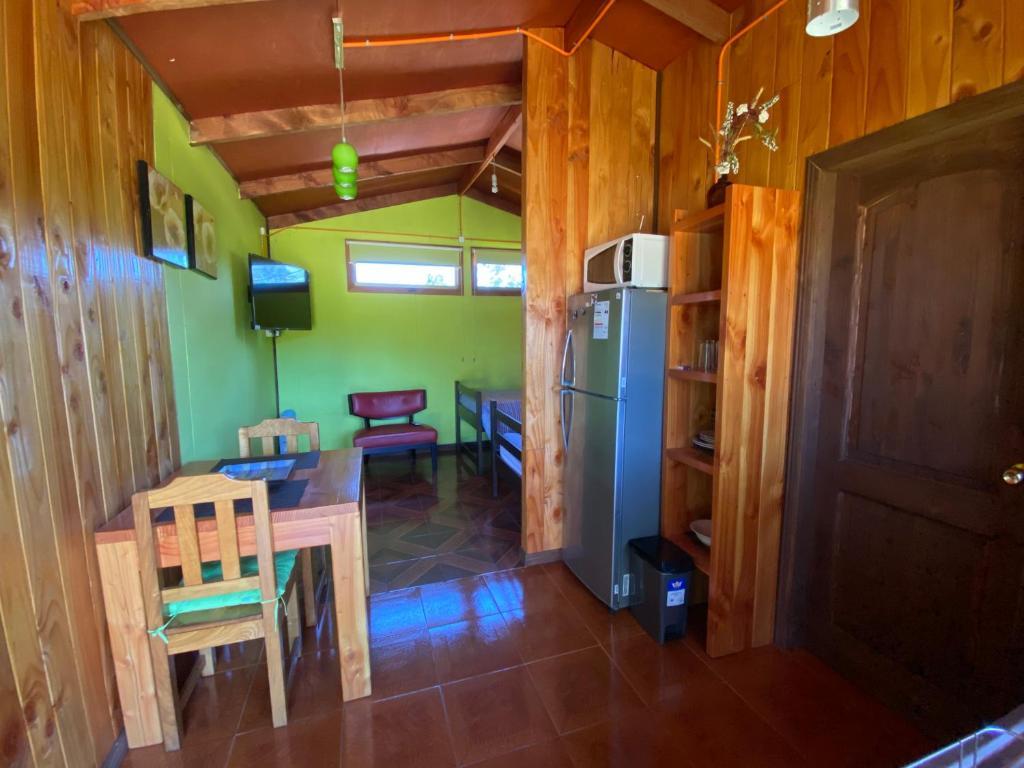 Cabaña El Hualle