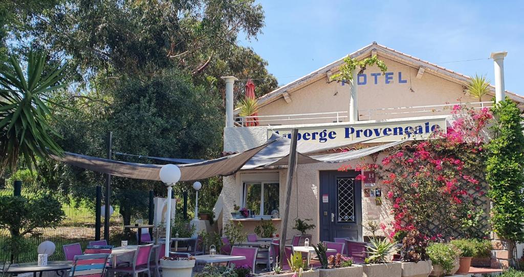 Auberge Provencale Saint-Raphael, France