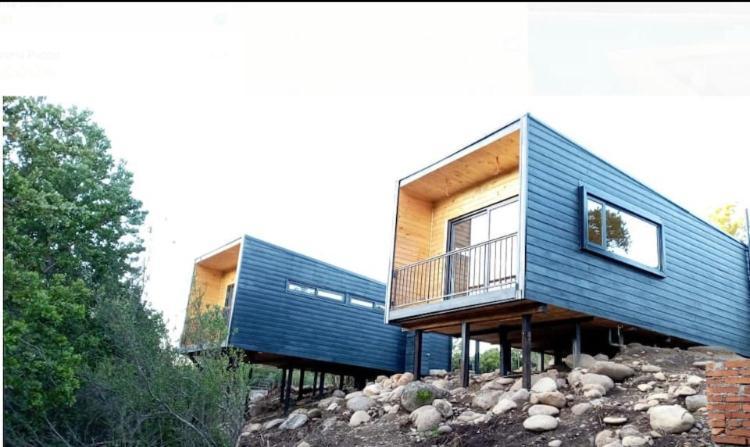 Refugio Silvestre Parque Nacional Siete Tazas-Salida a río y pesca