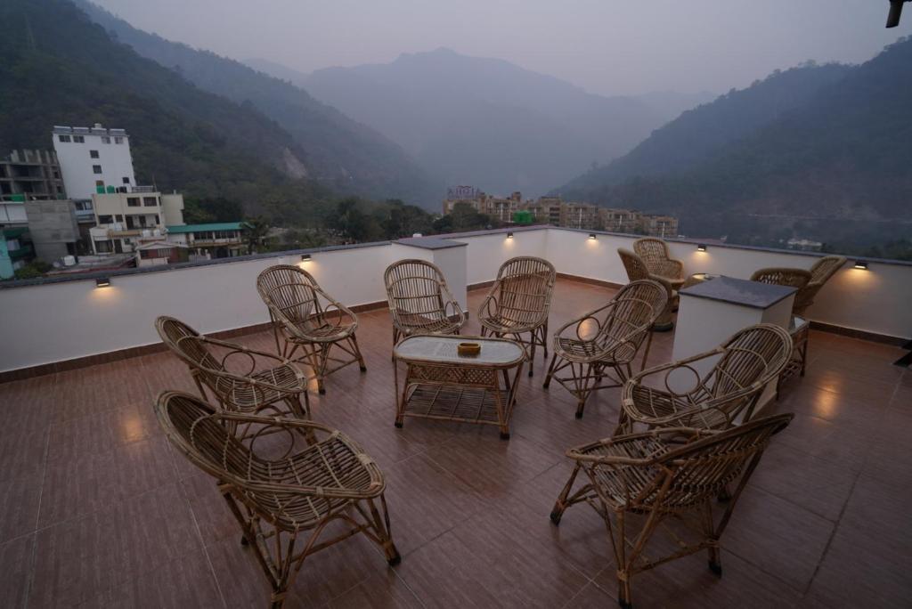 Joey's Hostel Rishikesh