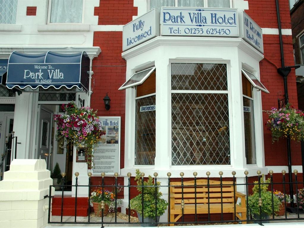 The Park Villa in Blackpool, Lancashire, England