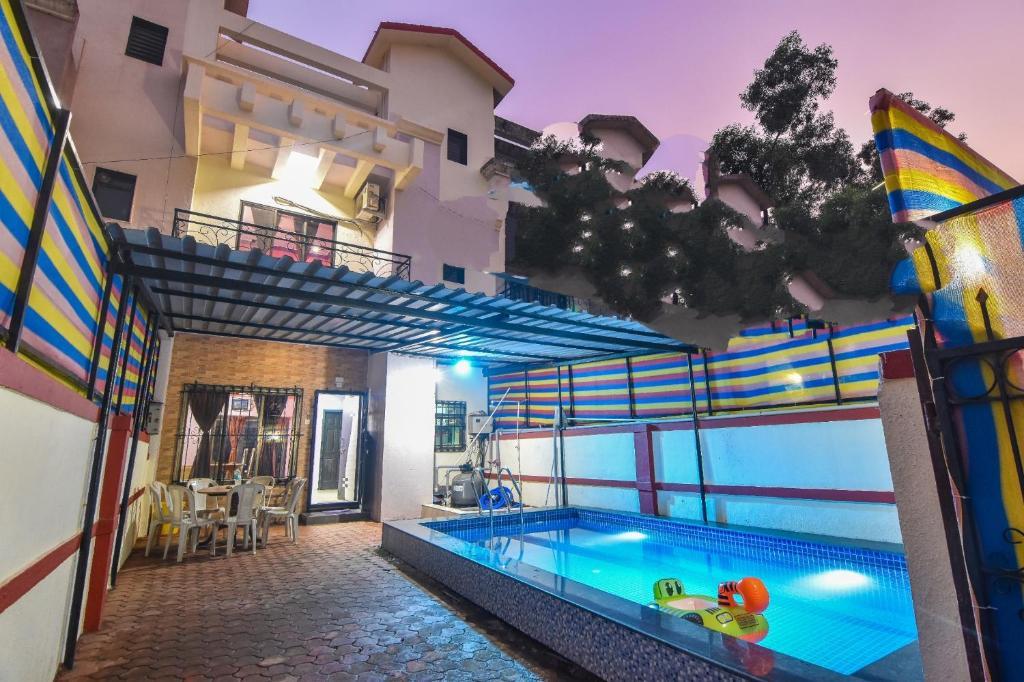 3 BHK bond villa