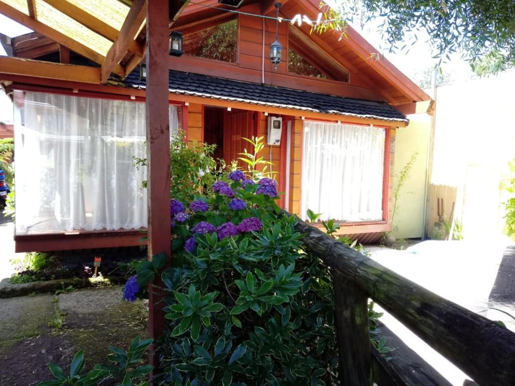 Cabaña Angelica