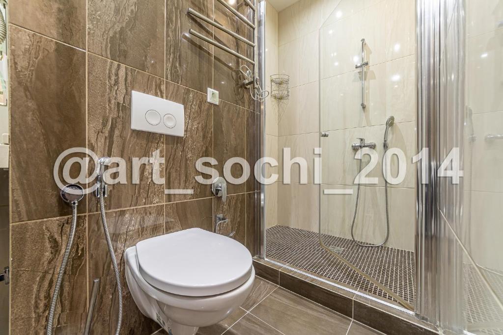 Ванная комната в Apartment Actor Galaxy