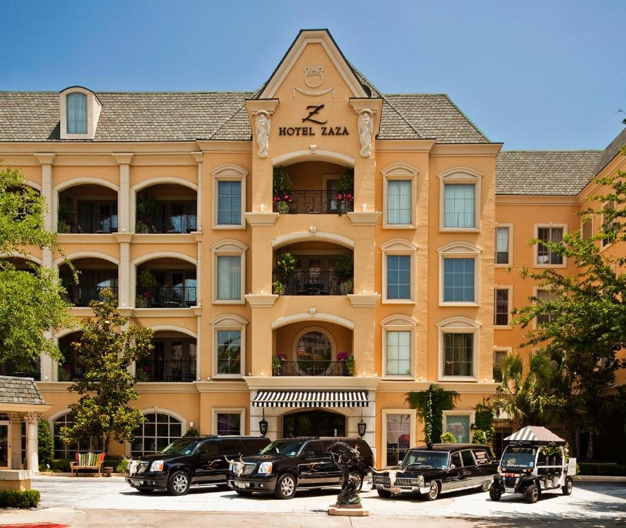 Hotel ZaZa Dallas.