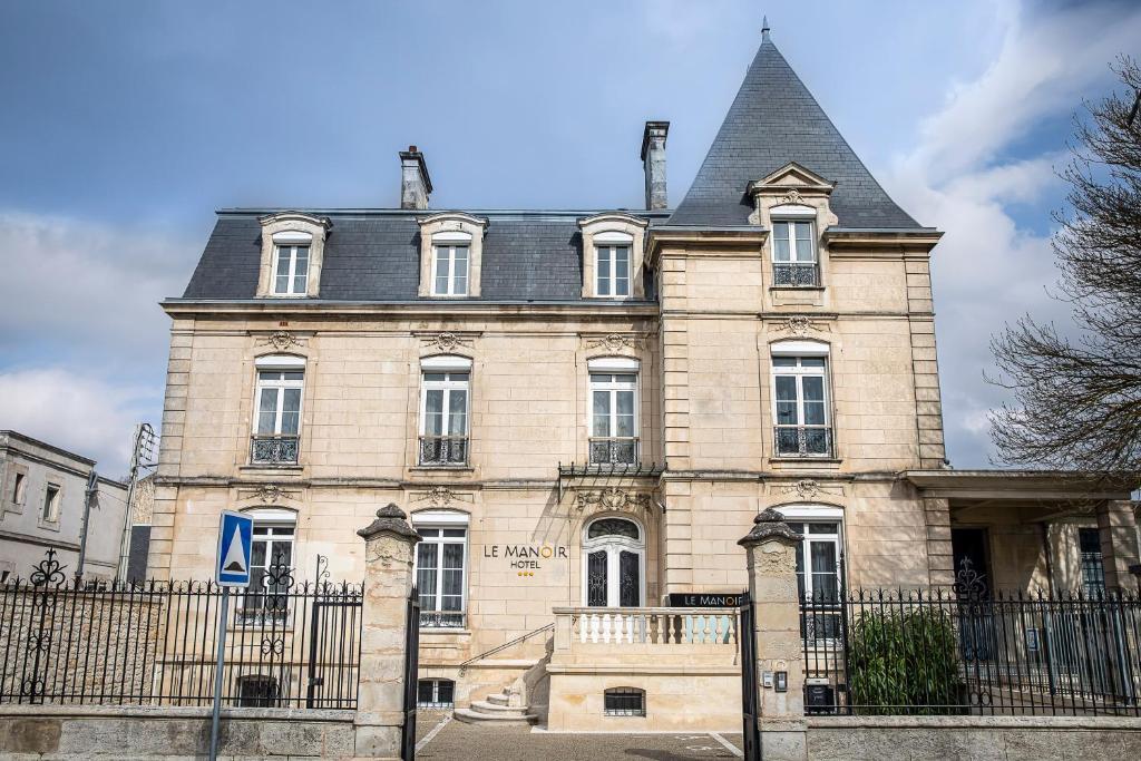 Hotel Le Manoir La Rochelle, France