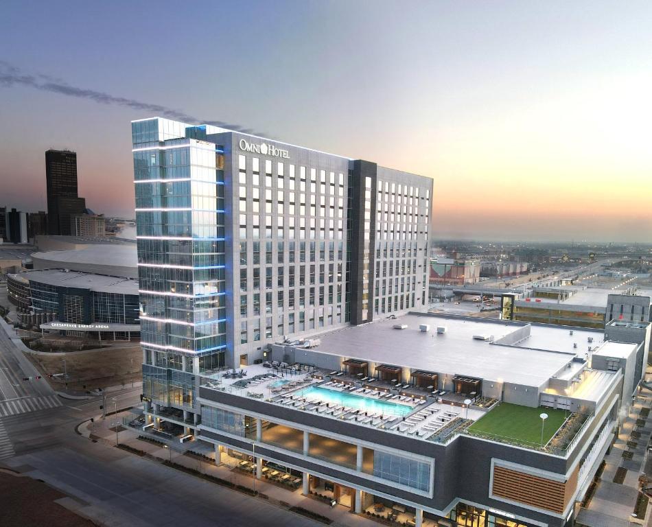 Omni Oklahoma City Hotel, Januar 2021