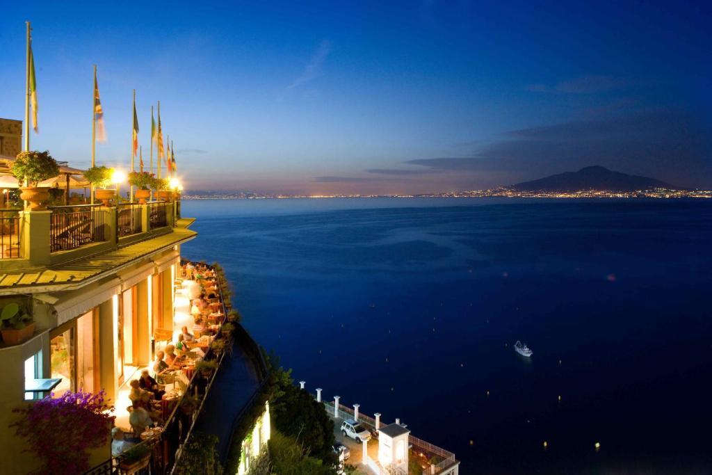 Hotel Bristol Sorrento, Italy