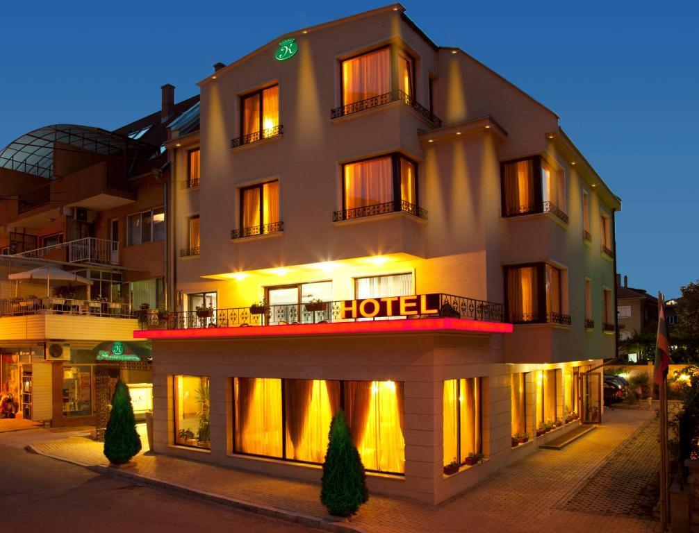 Contessa Hotel Shumen, Bulgaria