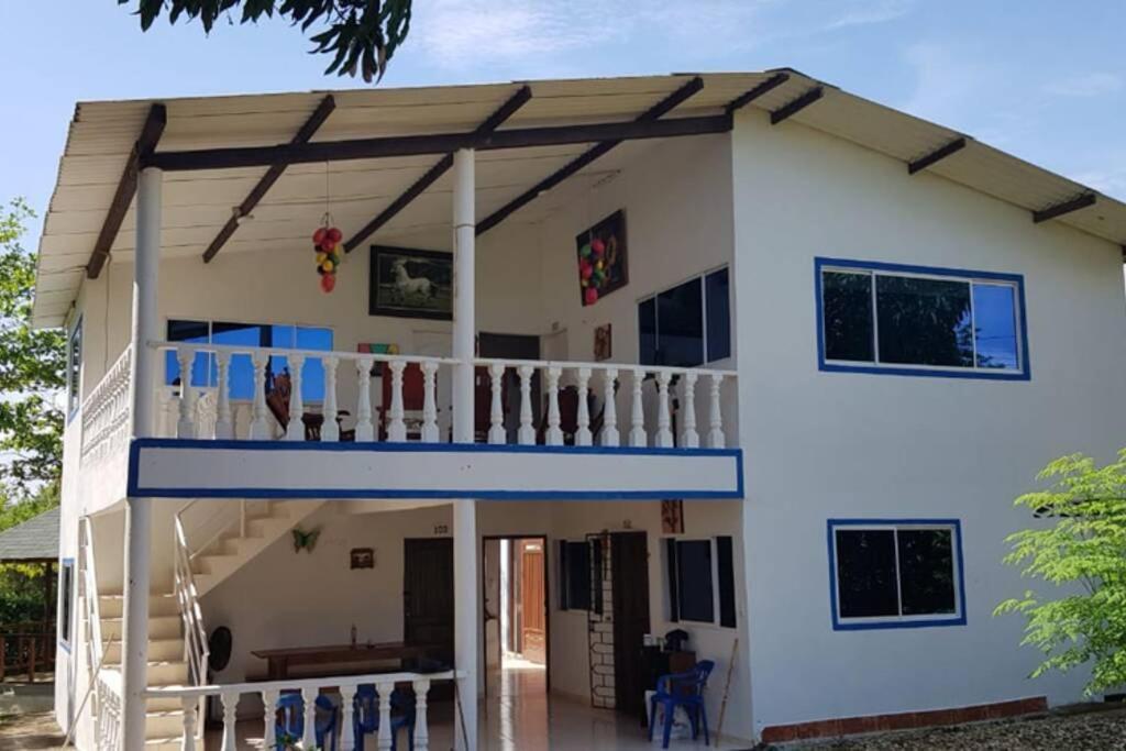 Cabaña familiar en Coveñas