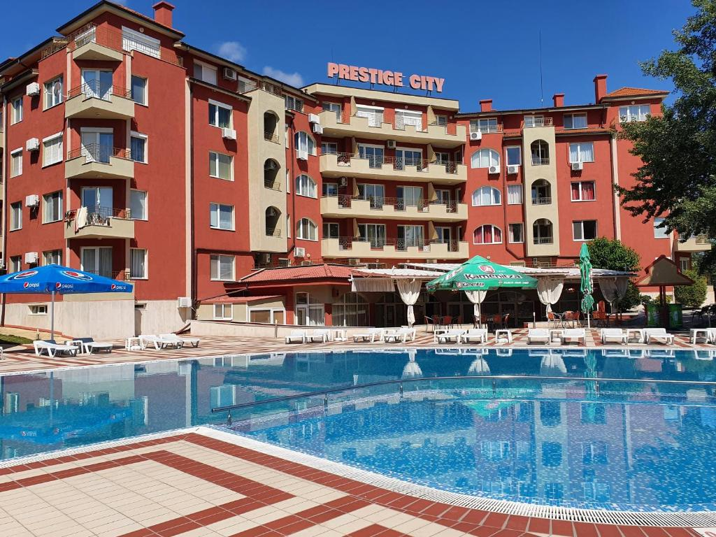 Aparthotel Prestige City 1 - All inclusive, Sunny Beach – Updated 2021  Prices