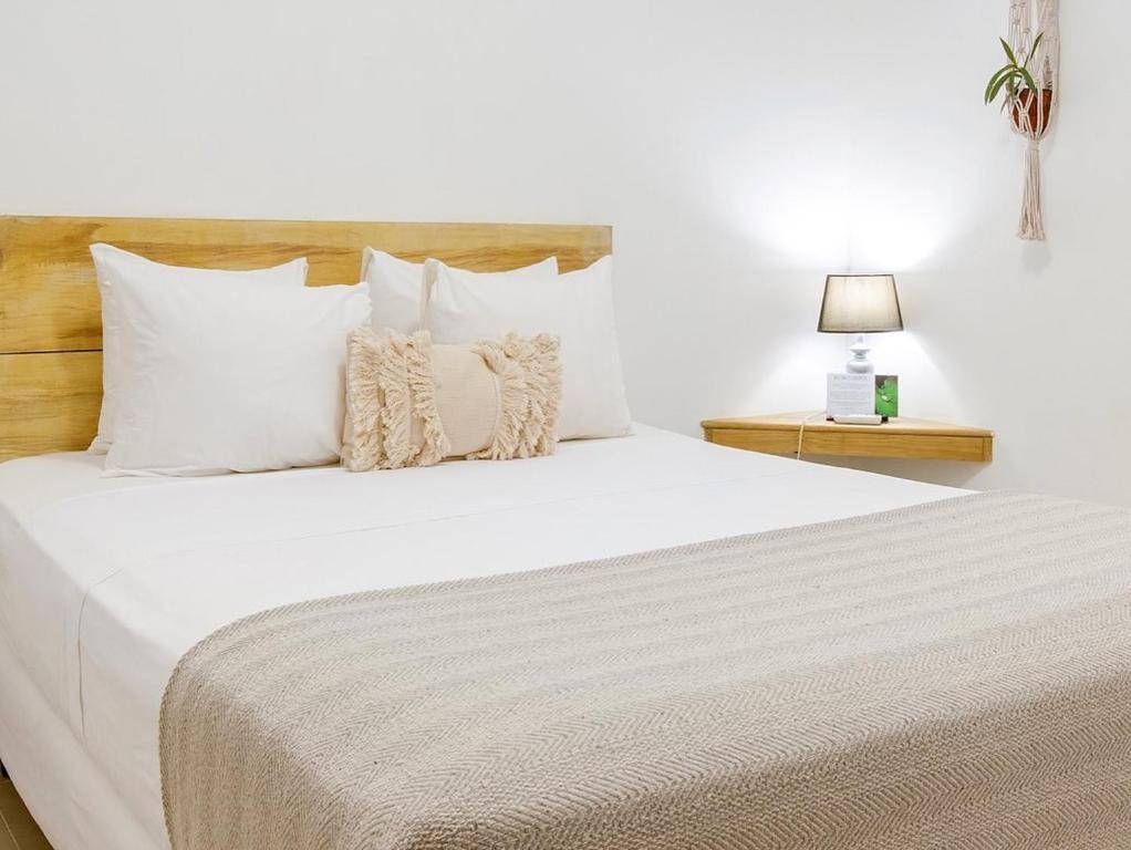 Un ou plusieurs lits dans un hébergement de l'établissement Stay Bocas