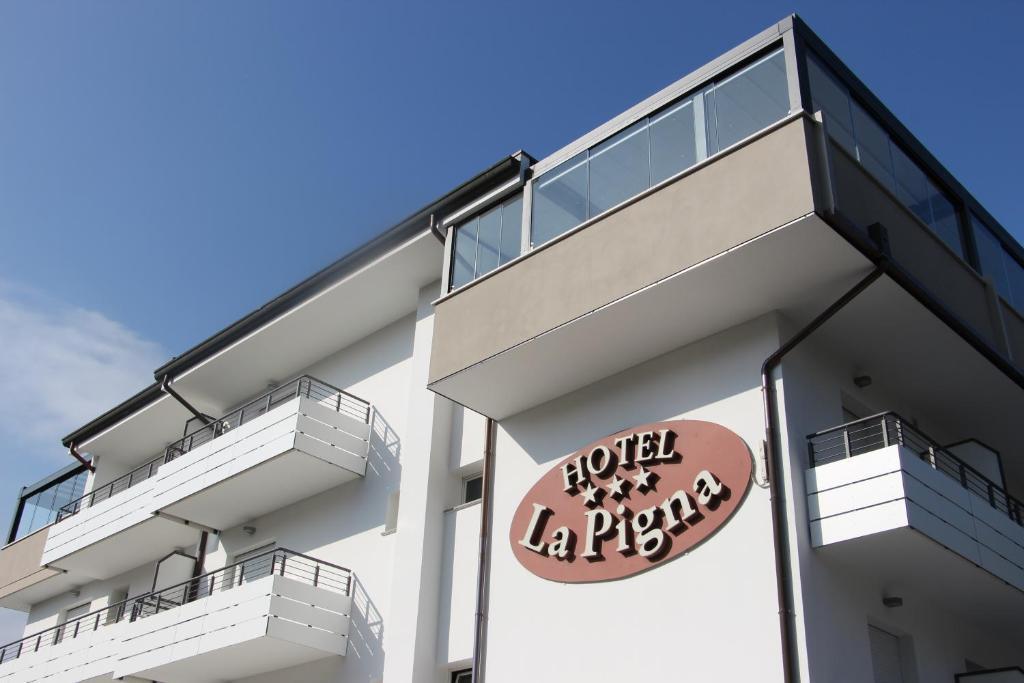 Hotel La Pigna Lignano Sabbiadoro, Italy