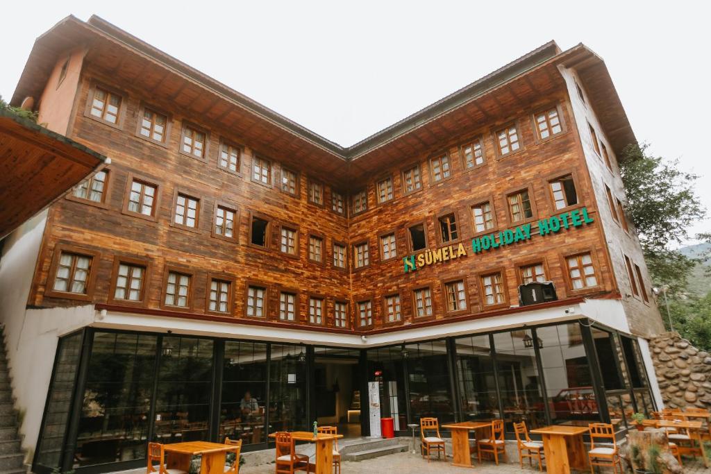 SÜMELA HOLİDAY HOTEL