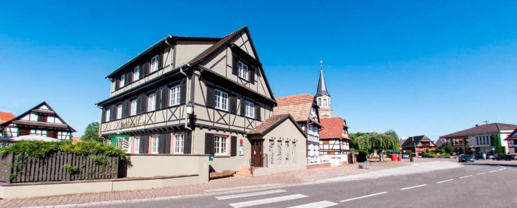 L'Aigle d'Or - Strasbourg Nord Reichstett, France