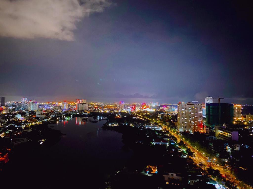 A bird's-eye view of Tomorrow HomeStay Melody Vũng Tàu
