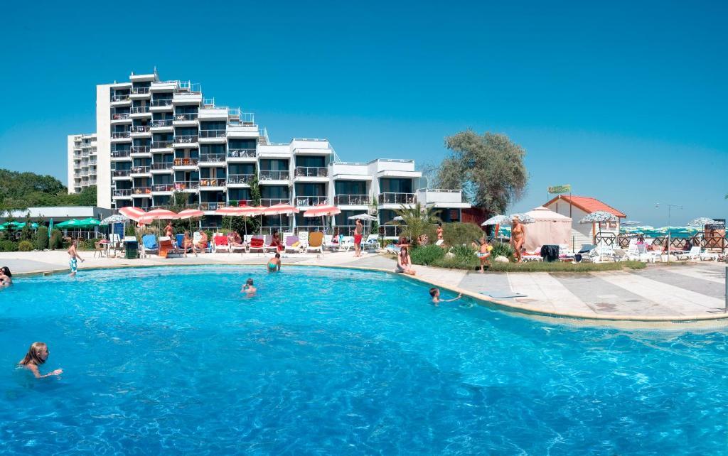 Hotel Slavuna - All Inclusive Albena, Bulgaria