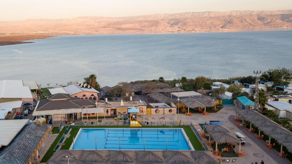 A view of the pool at Biankini Village Resort or nearby