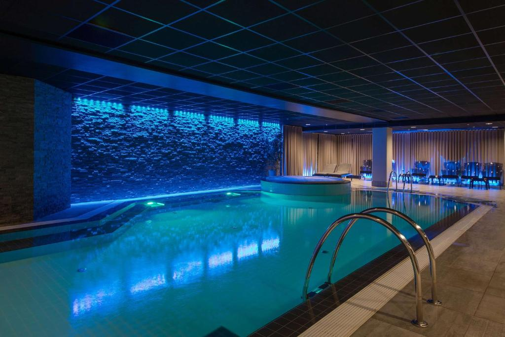 The swimming pool at or near Scandic Royal Stavanger