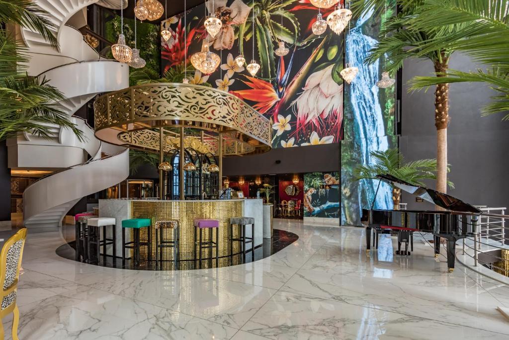 Sky Hotel Sandton Johannesburg, November 2020